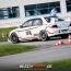 Roland Herget im Mitsubishi Lancer Evolution am TÜV Neuss