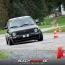 Daniel Bader im VW Golf 2 am TÜV Neuss