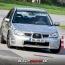 Andreas Stratmann im Subaru Impreza am TÜV Neuss