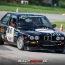 André Borkowsky im BMW E30 am TÜV Neuss