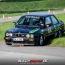 Michael Benden im BMW E30 am TÜV Neuss