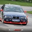 Stefan Hillebrand im BMW E36 am TÜV Neuss