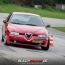 Horst Scheidereiter im Alfa Romeo 156 am TÜV Neuss