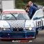 Arno Billen am BMW E36 am TÜV Neuss