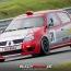 Kevin Puritz im Renault Clio // Bördesprint Oschersleben