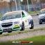 Bachor / Grün im Chevrolet Cruze // Bördesprint Oschersleben