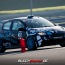 Laurie Brezina im Renault Clio // ADAC Bördesprint BATC Oschersleben 2014
