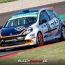 Manuel Brinkmann im Renault Clio // ADAC BATC Bördesprint Oschersleben