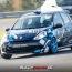 Laurie Brezina im Renault Clio // ADAC BATC Bördesprint Oschersleben
