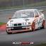 Henry Cerny im BMW E36 // ADAC Bördesprint Oschersleben
