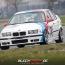 Kai Dinse im BMW E36 // ADAC Bördesprint Oschersleben