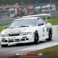 Mike van Oostende im Nissan 200SX S14 // Time Attack Masters TT Circuit Assen