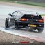 Nick Rooth im Honda CRX // Time Attack Masters TT Circuit Assen