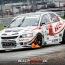 Richard Marshall im Mitsubishi Lancer Evolution // Time Attack Masters 2014 TT Circuit Assen