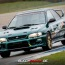 Jan Willem Bakkum im Subaru Impreza // Time Attack Masters 2014 TT Circuit Assen