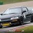 Stefan Prins im Honda CRX // Time Attack Masters 2014 TT Circuit Assen