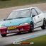 Rick Burgers im Honda Civic // Time Attack Masters 2014 TT Circuit Assen
