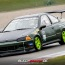 Rick Hartong im Honda Civic // Time Attack Masters 2014 TT Circuit Assen