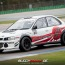 Janno Theussing im Mitsubishi Lancer Evolution // Time Attack Masters 2014 TT Circuit Assen