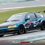Florian Wilming im Honda CRX // Time Attack Masters 2014 TT Circuit Assen