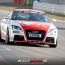 Thomas Leyherr, Herbert von Danwitz im Audi TTRS VLN