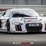 Christopher Haase, Marc Basseng, Mike Rockenfeller, Frank Stippler auf Audi R8 LMS VLN