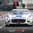 Luca Ludwig, Sebastian Asch, Tom Coronel auf Zakspeed Mercedes-Benz SLS AMG GT3 VLN
