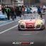 Klaus Abbelen, Sabine Schmitz und Patrick Huisman auf dem Porsche GT3 R VLN