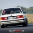 Christian Schulte im BMW E30 in Weeze