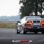 Karl-Heinz Kalbertodt im BMW E36 in Weeze