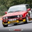 Claus Cremers im BMW E30 in Weeze