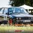 Marc Morneau im BMW E30 in Weeze