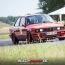 Jens Rissel im BMW E30 in Weeze