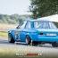 Frank Borkowsky im Opel Kadett in Weeze