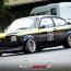 Marcus Rezun im Opel Kadett in Weeze