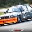 Martin Becker im BMW E36 in Weeze