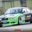 Eric Menke im BMW E36 in Weeze