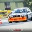 Tim Rüddel im BMW E30 in Weeze