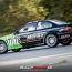 Loni Menke im BMW E36 in Weeze